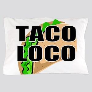 Mexican food Pillow Case