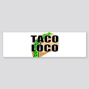 Mexican food Bumper Sticker