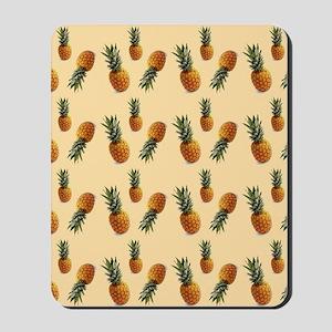 cute pineapple pattern Mousepad