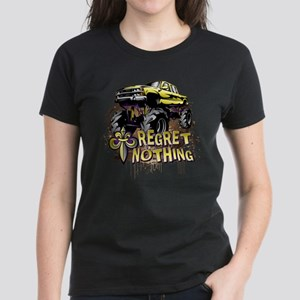 Regret Nothing Mud Truck T-Shirt