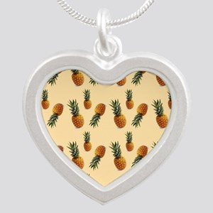cute pineapple patter Necklaces