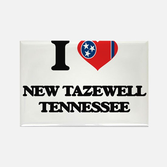 I love New Tazewell Tennessee Magnets