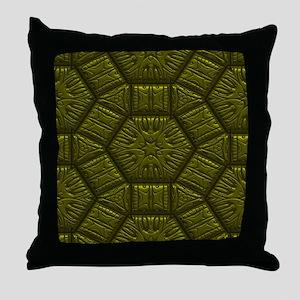 Intriguing Shimmering Star Pattern,ol Throw Pillow