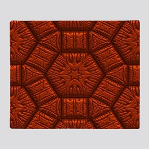 Intriguing Shimmering Star Pattern,r Throw Blanket
