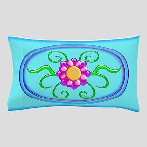 Tribal Flowers by Xennifer Pillow Case