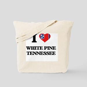 I love White Pine Tennessee Tote Bag