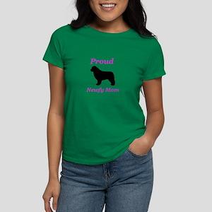 Proud Newfy Mom T-Shirt