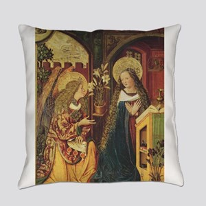 Bayerischer Meister - The Annunciation - Circa 15