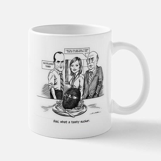 Heeeeere's Johnny! Mugs