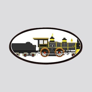 steam train black Patch