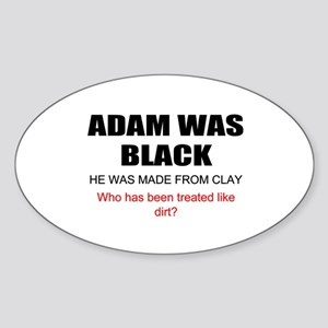 Funny African American Sticker