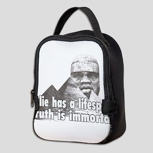 Black History truth Neoprene Lunch Bag