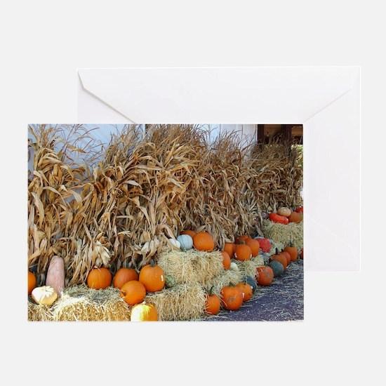 Cute Halloween themes Greeting Card