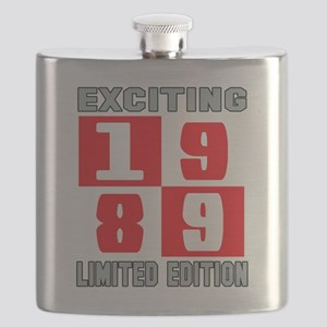 Exciting 1989 Limited Edition Flask