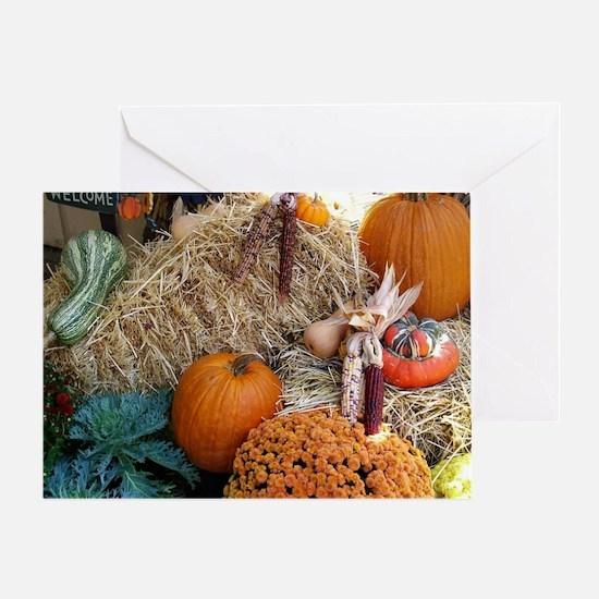 Cool Halloween themes Greeting Card