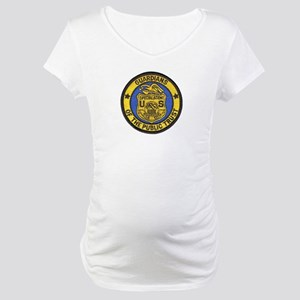 Social Security Special Agent Maternity T-Shirt