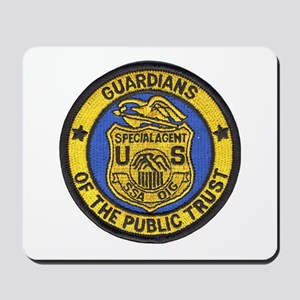 Social Security Special Agent Mousepad