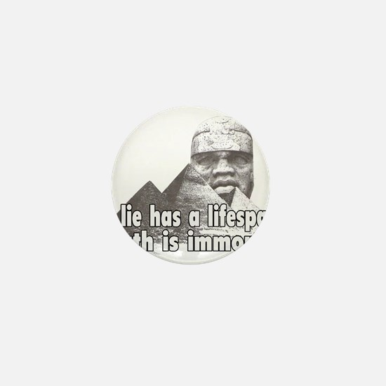Black History truth Mini Button (10 pack)