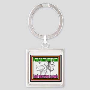 Black American Native American Keychains