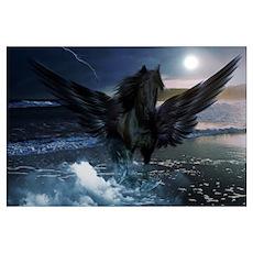 Dark Horse Fantasy Poster