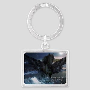 Dark Horse Fantasy Landscape Keychain