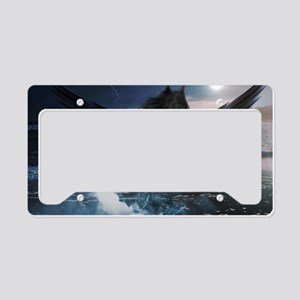 Dark Horse Fantasy License Plate Holder