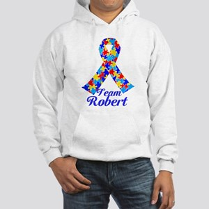 Custom Autism Hooded Sweatshirt