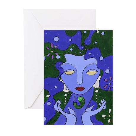 Water Elemental Greeting Cards (Pk of 10)
