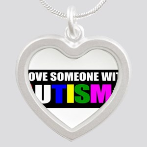 Autism and love Necklaces