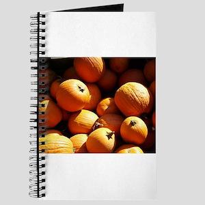 pumpkins in fall Journal