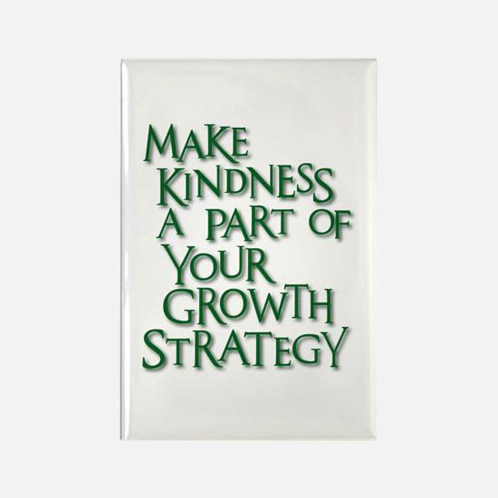GROWTH STRATEGY Rectangle Magnet