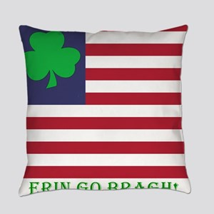 Erin Go Bragh #2 Everyday Pillow