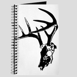 deer skull Journal