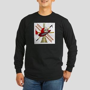fire department symbol Long Sleeve T-Shirt
