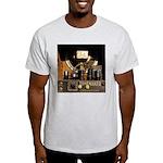 Tubes equal Tone Light T-Shirt