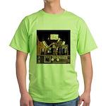 Tubes equal Tone Green T-Shirt