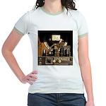 Tubes equal Tone Jr. Ringer T-Shirt