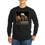 Tubes equal Tone Long Sleeve Dark T-Shirt