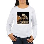 Tubes equal Tone Women's Long Sleeve T-Shirt