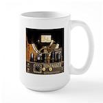 Tubes equal Tone Large Mug