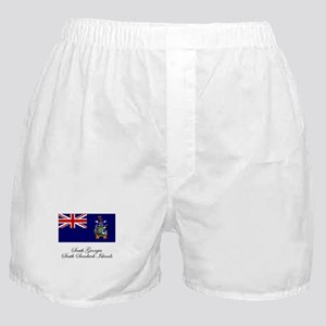 South Georgia and South Sandw Boxer Shorts