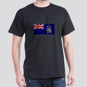 South Georgia and South Sandw Dark T-Shirt