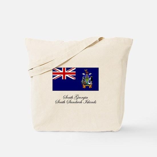 South Georgia and South Sandw Tote Bag