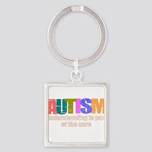 Curing Autism Keychains