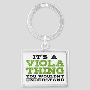 Viola Thing Keychains