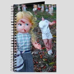 doll zombies Journal