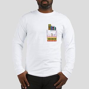 Mechatronics Engineer Long Sleeve T-Shirt