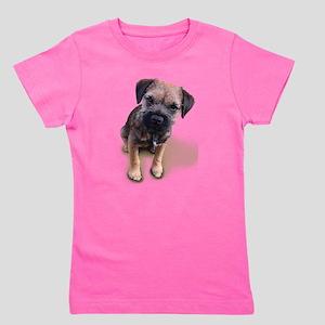 Border Terrier Boy Girl's Tee