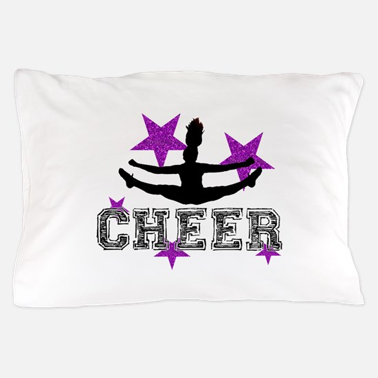 Cheerleader Pillow Case