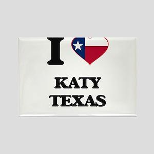 I love Katy Texas Magnets